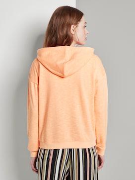 Losse sweater met hoodie - 2 - TOM TAILOR Denim