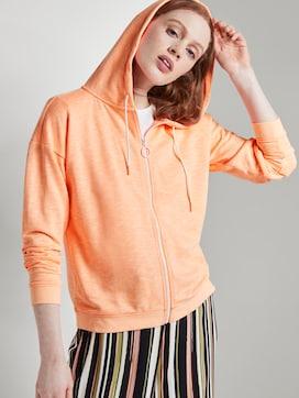Losse sweater met hoodie - 5 - TOM TAILOR Denim