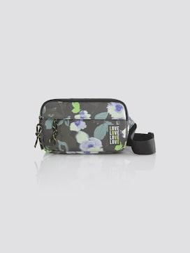 Belt bag with a floral print - 7 - TOM TAILOR