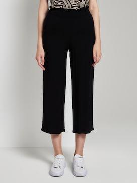 Culotte Hose mit elastischem Bund - 1 - TOM TAILOR