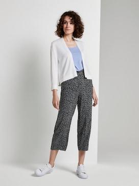 Culotte broek met elastische tailleband - 3 - TOM TAILOR