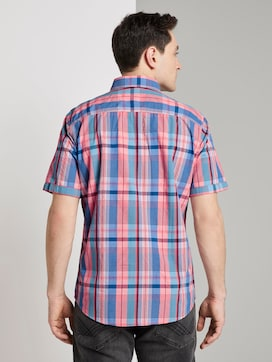 Checked shirt - 2 - TOM TAILOR