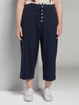 Utility-look culotte - 1 - My True Me