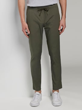Jogging bottoms made of technical fabric - 1 - TOM TAILOR Denim