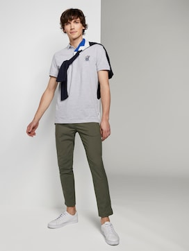 Jogging bottoms made of technical fabric - 3 - TOM TAILOR Denim
