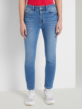 Kate Slim Jeans in Ankle-Länge - 1 - TOM TAILOR