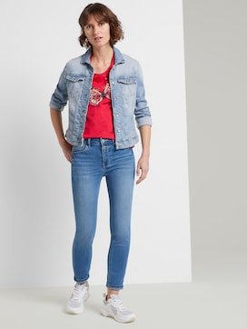 Kate Slim Jeans in Ankle-Länge - 3 - TOM TAILOR