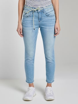 Tapered Relaxed Jeans in 7/8-Länge - 1 - TOM TAILOR