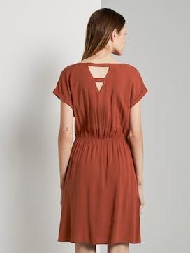 Minikleid mit Rückenausschnitt - 2 - TOM TAILOR Denim