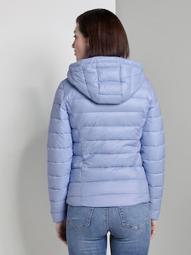 Leichte Steppjacke mit Kapuze - 2 - TOM TAILOR Denim