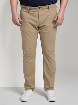 Slim Chino-Hose - 1 - Men Plus