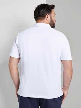 Poloshirt mit Logo-Stickerei - 2 - Men Plus