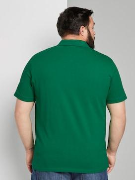Poloshirt mit Logo-Stickerei - 2 - Men Plus