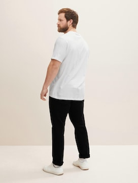 Doppelpack Basic T-Shirts - 2 - Men Plus