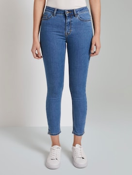 Kate Skinny Jeans met korte zijsplitten - 1 - Tom Tailor E-Shop Kollektion