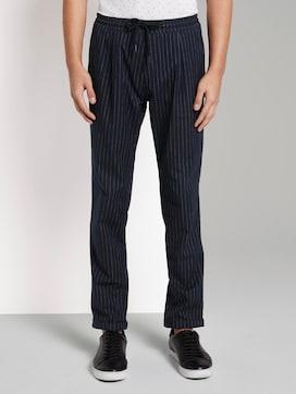 Cropped jogging pants - 1 - TOM TAILOR Denim