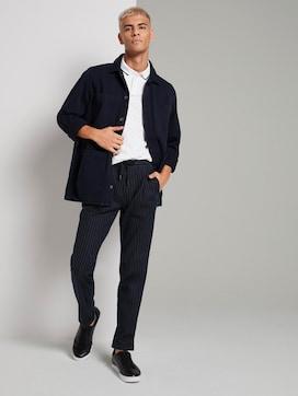 Cropped jogging pants - 3 - TOM TAILOR Denim