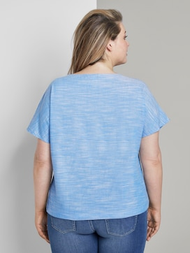 Chambray-Bluse - 2 - My True Me