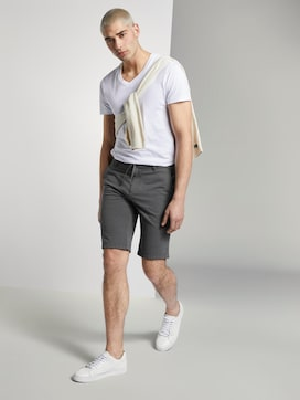 Chino Shorts mit Kordelzug - 3 - TOM TAILOR Denim