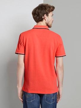 Poloshirt mit Schrift-Print - 2 - TOM TAILOR