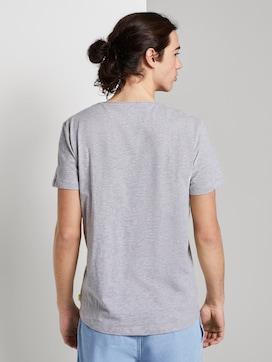 Schlichtes T-Shirt - 2 - TOM TAILOR Denim