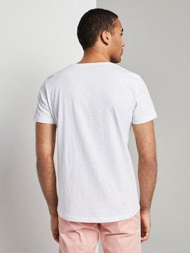 Simple T-shirt - 2 - TOM TAILOR Denim