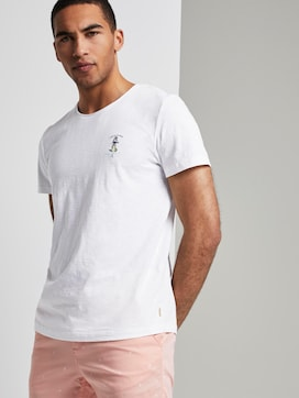 Simple T-shirt - 5 - TOM TAILOR Denim