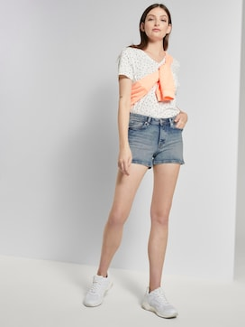 Shorts mit Push up Effect - 3 - TOM TAILOR Denim