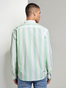 Popeline-Hemd mit Musterung - 2 - TOM TAILOR Denim