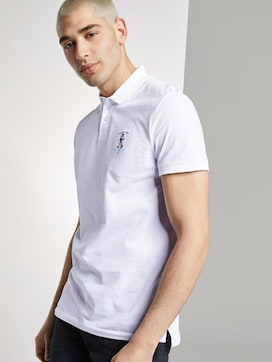 Poloshirt mit Print - 5 - TOM TAILOR Denim