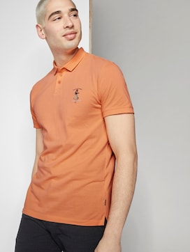 Poloshirt mit Print - 5 - TOM TAILOR Denim