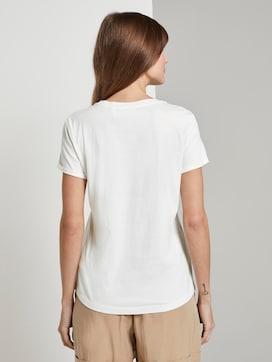 T-Shirt met Love Print - 2 - TOM TAILOR Denim