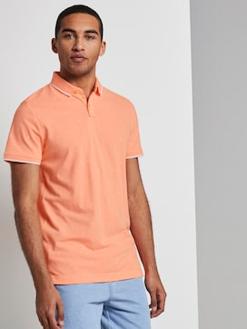 Poloshirt mit Allover-Print - 5 - TOM TAILOR Denim