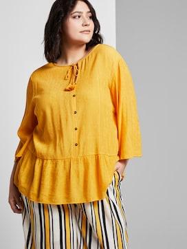 Sommerliche Tunika mit Quasten-Details - 5 - Tom Tailor E-Shop Kollektion