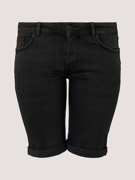 Slim Fit Jeans-Shorts - 7 - My True Me