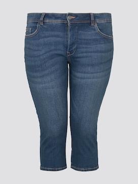 Slim Fit Capri Jeans - 7 - My True Me