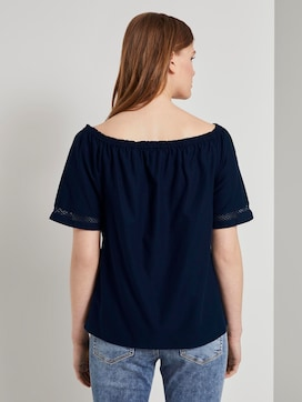 Carmen blouse - 2 - TOM TAILOR Denim