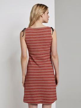Gemustertes Kleid mit Schulter-Detail - 2 - TOM TAILOR