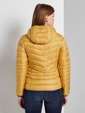Lichtgewicht gewatteerde jas met hoodie - 2 - TOM TAILOR Denim