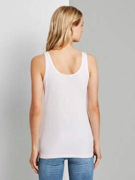 Tank tops in a twin pack - 2 - TOM TAILOR Denim