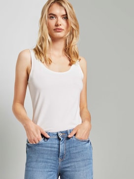 Tank tops in a twin pack - 5 - TOM TAILOR Denim
