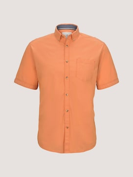Simple short-sleeved shirt with a chest pocket - 7 - TOM TAILOR