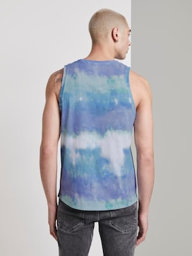 Tanktop mit Alloverprint - 2 - TOM TAILOR Denim