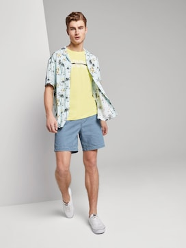 Kurze Jeansshorts im Chino-Look - 3 - TOM TAILOR Denim