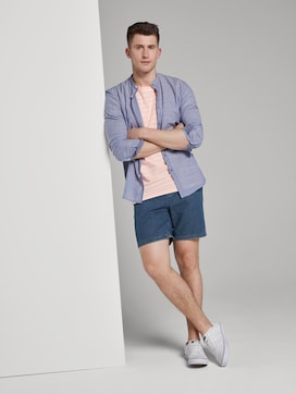 Kurze Jeansshorts im Chino-Look - 3 - TOM TAILOR Denim