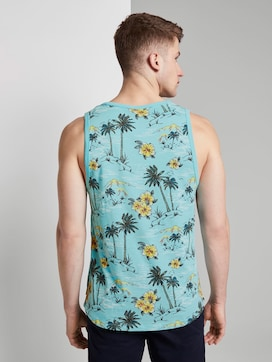 Tank-Top mit tropischem Print - 2 - TOM TAILOR Denim