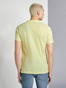 T-shirt met strepen - 2 - TOM TAILOR Denim
