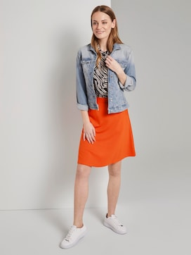 A-line skirt with pockets - 3 - TOM TAILOR