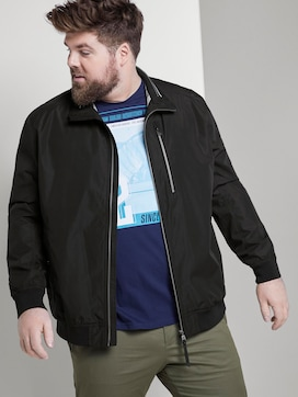 Blouson-Jacke - 5 - Men Plus