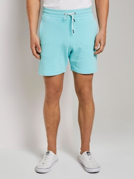Sweatshorts mit elastischem Bund - 1 - TOM TAILOR Denim
